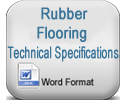 Rubber Flooring Technical Specifitications