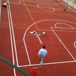 Çok Amaçlı Spor Saha Zeminleri