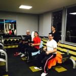 Fitness Spor Salonu Kaplamaları-Zenger
