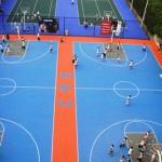 Spor Salonu Zemin Kaplama-Zenger