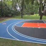 basketbol sahası zeminleri akrilik