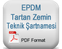 (tr)EPDM ترتان الطابق